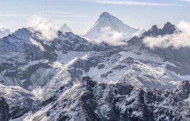 sonar con montañas
