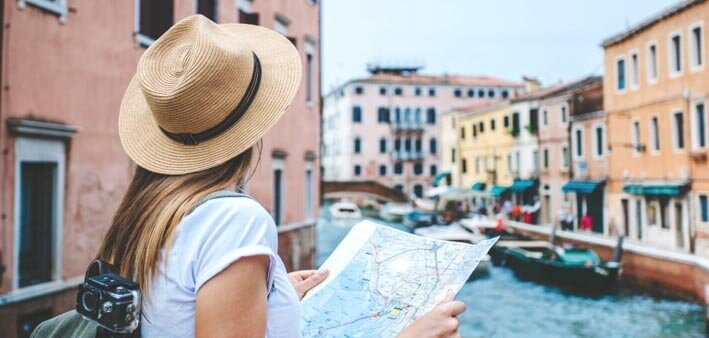 soñar con viajar